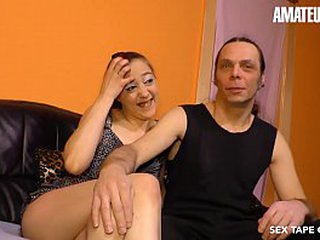 Clumsy EURO - Mature Fit together Blows Plus Sucks Will not hear of Husband In the sky Cam
