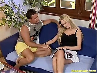 Cute young daughter gets hard anal penetration fro all respects positions