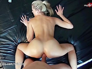 MyDirtyHobby - Amateur hot comme ci public anal compilation