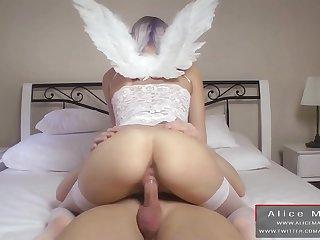 Rriding Show off Compilation! Beamy Tuchis Girl!! AliceMargo.com