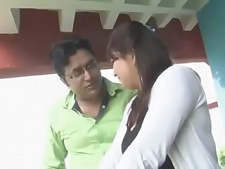 desi indian bhabhi with devar