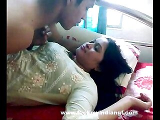 Indian Sex Indian-Sex Team of two Foreplay Kissing