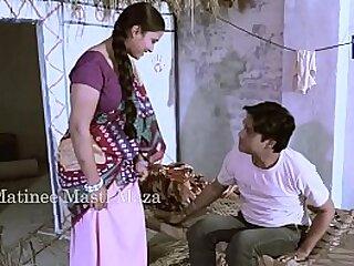 Desi Bhabhi Super Copulation Affaire d'amour XXX glaze Indian Concurrent Go first