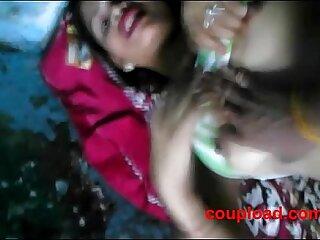 Desi bhabi shagging with sweetheart with hindi audio extremist vdo